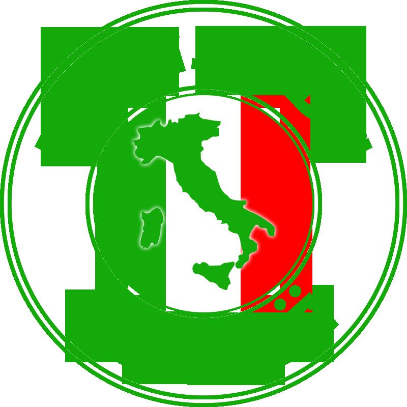Ronalds Italië webshop logo